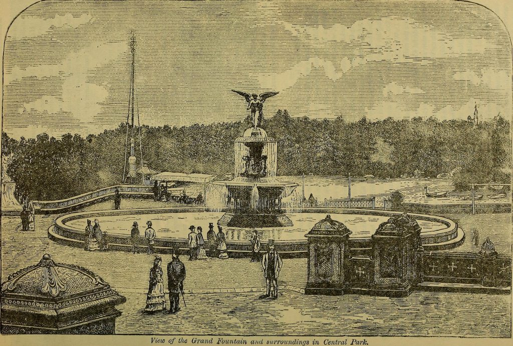 histoire central park