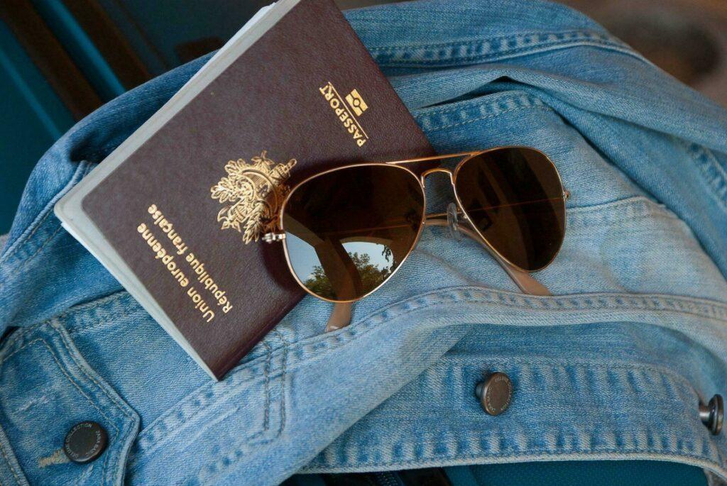 Un passeport valide