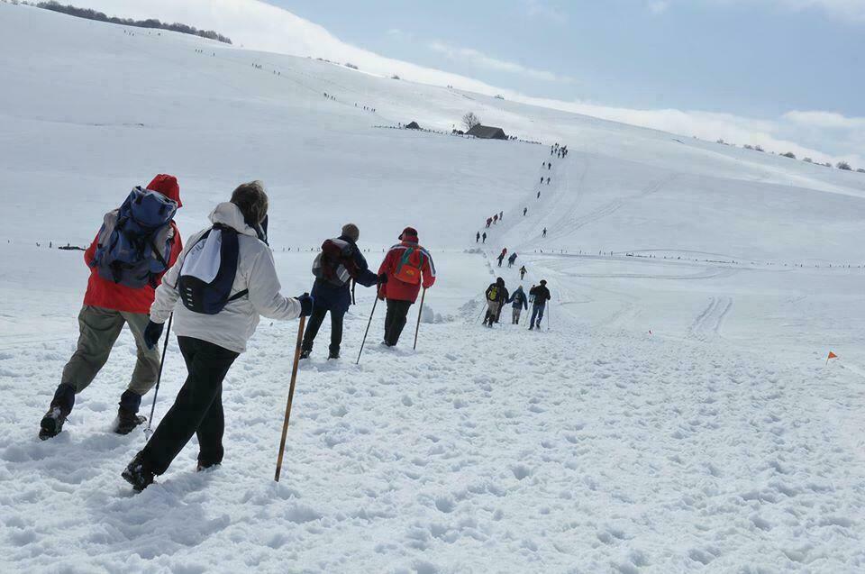 Aubrac Laguiole sports d'hiver