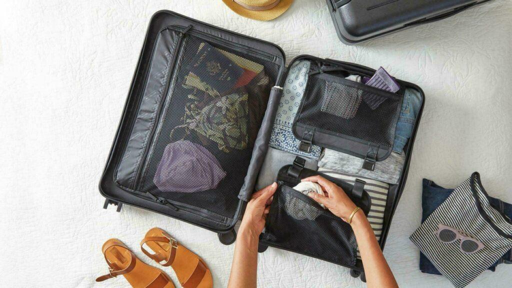 Un bagage cabine optimisé