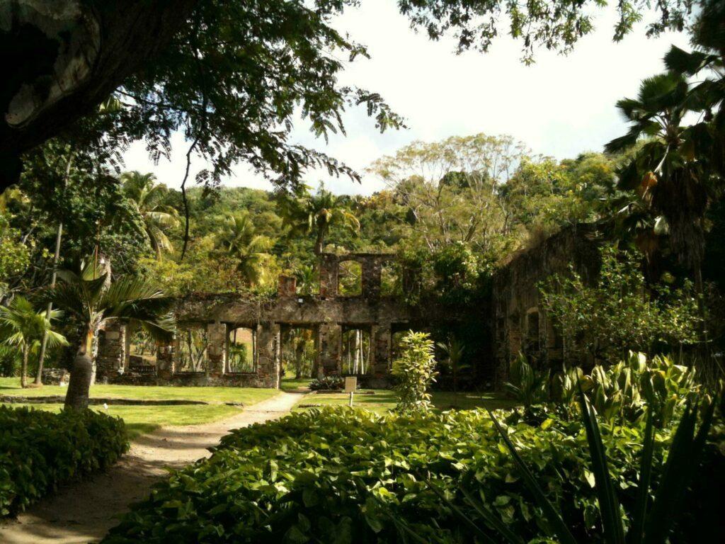 Habitation Latouche Martinique