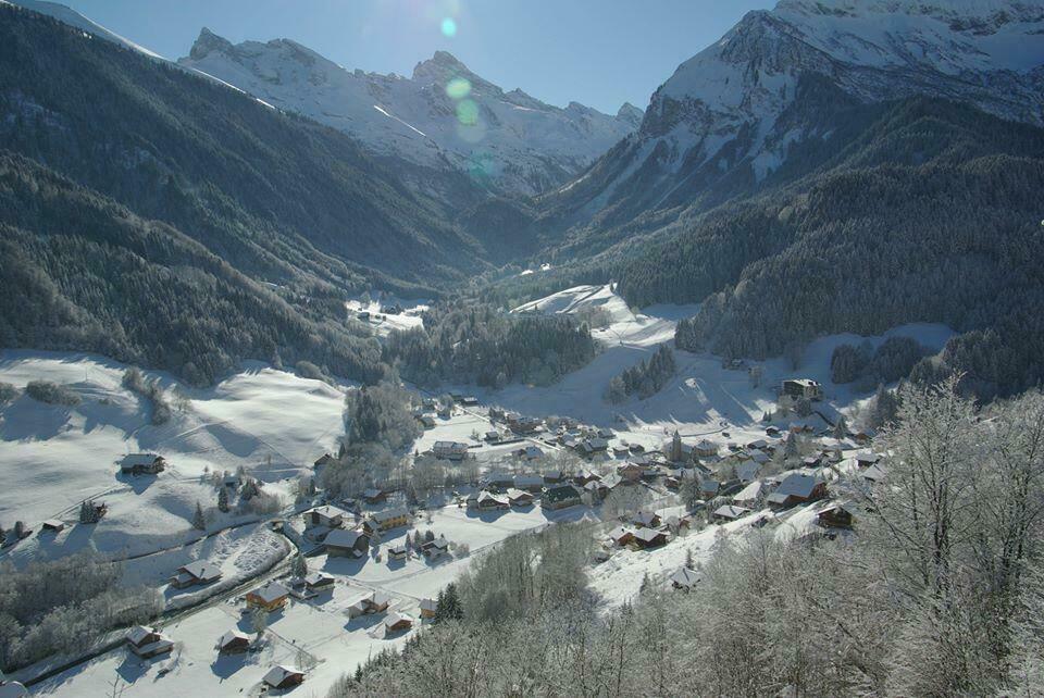 skier au reposoir