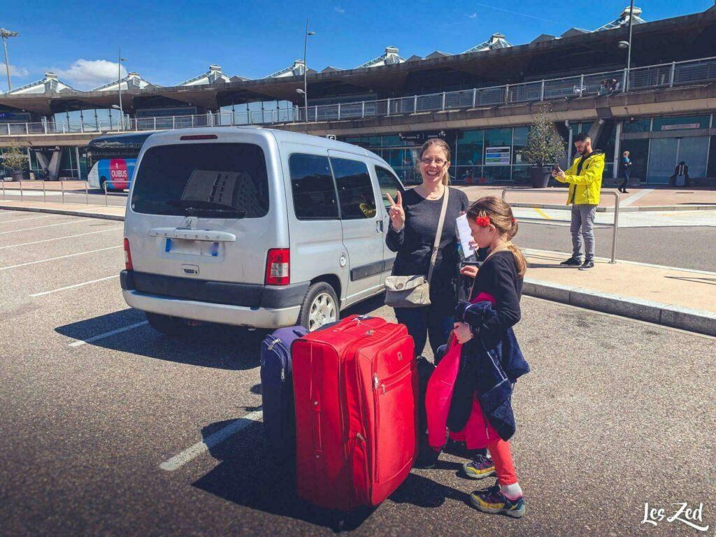 Le service Ector à l'aéroport de Lyon