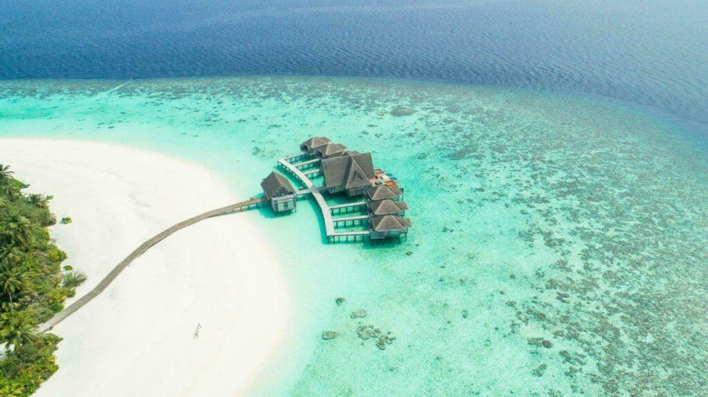 Maldives, le rêve pour les amoureux
