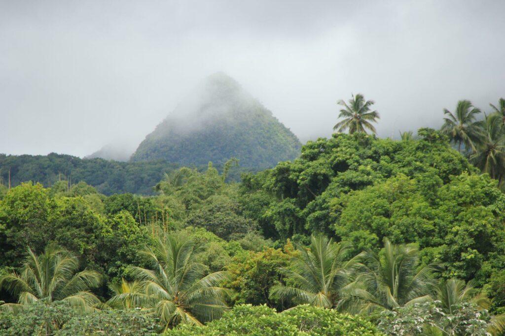 Montagne Pelée Martinique