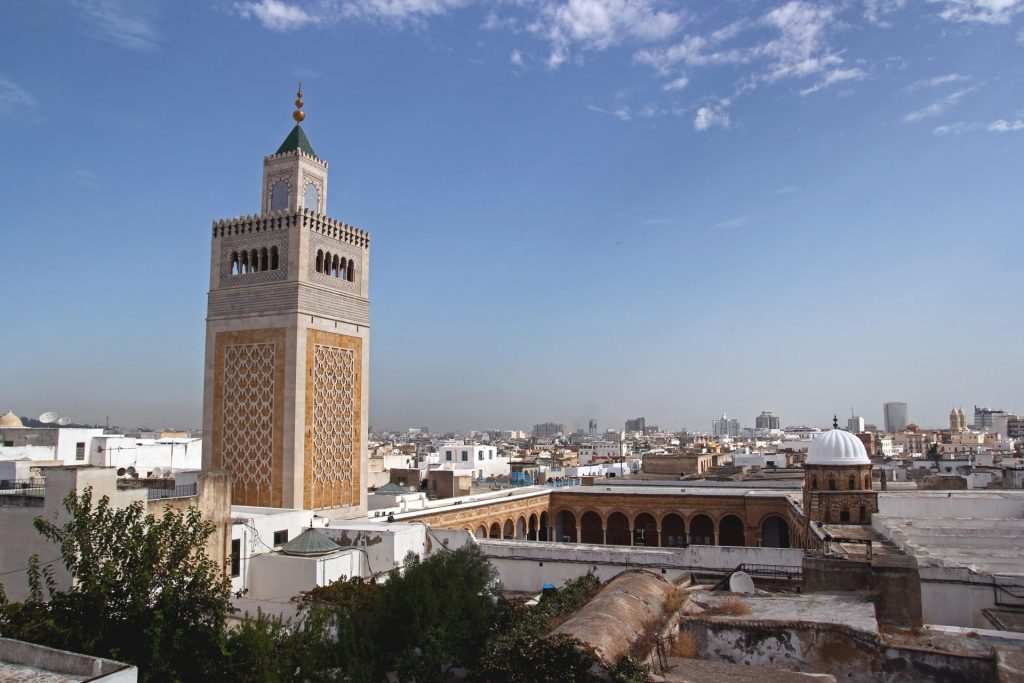 mosquee zitouna