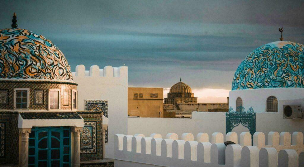 mosquées de Kairouan