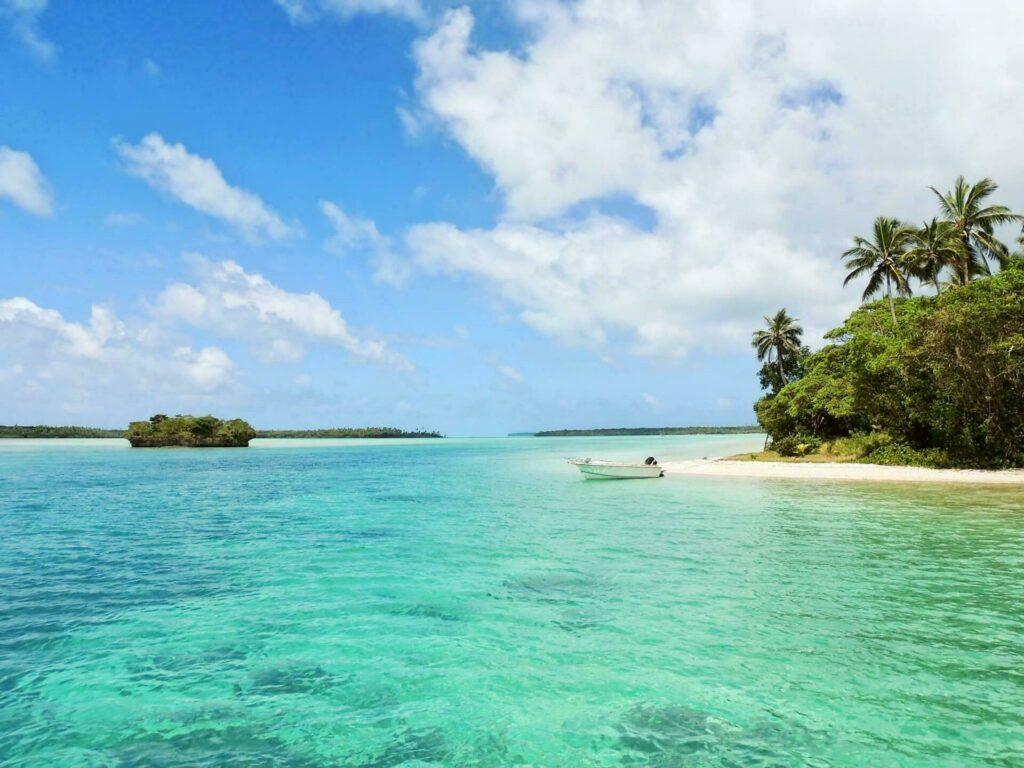 L'île aux Pins en Nouvelle-Calédonie