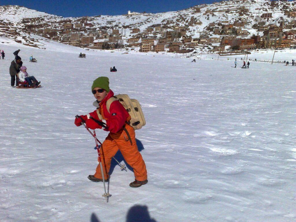 Oukaimeden ski