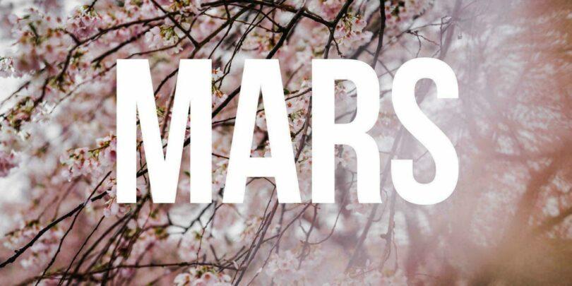 Où partir au mois de Mars ?