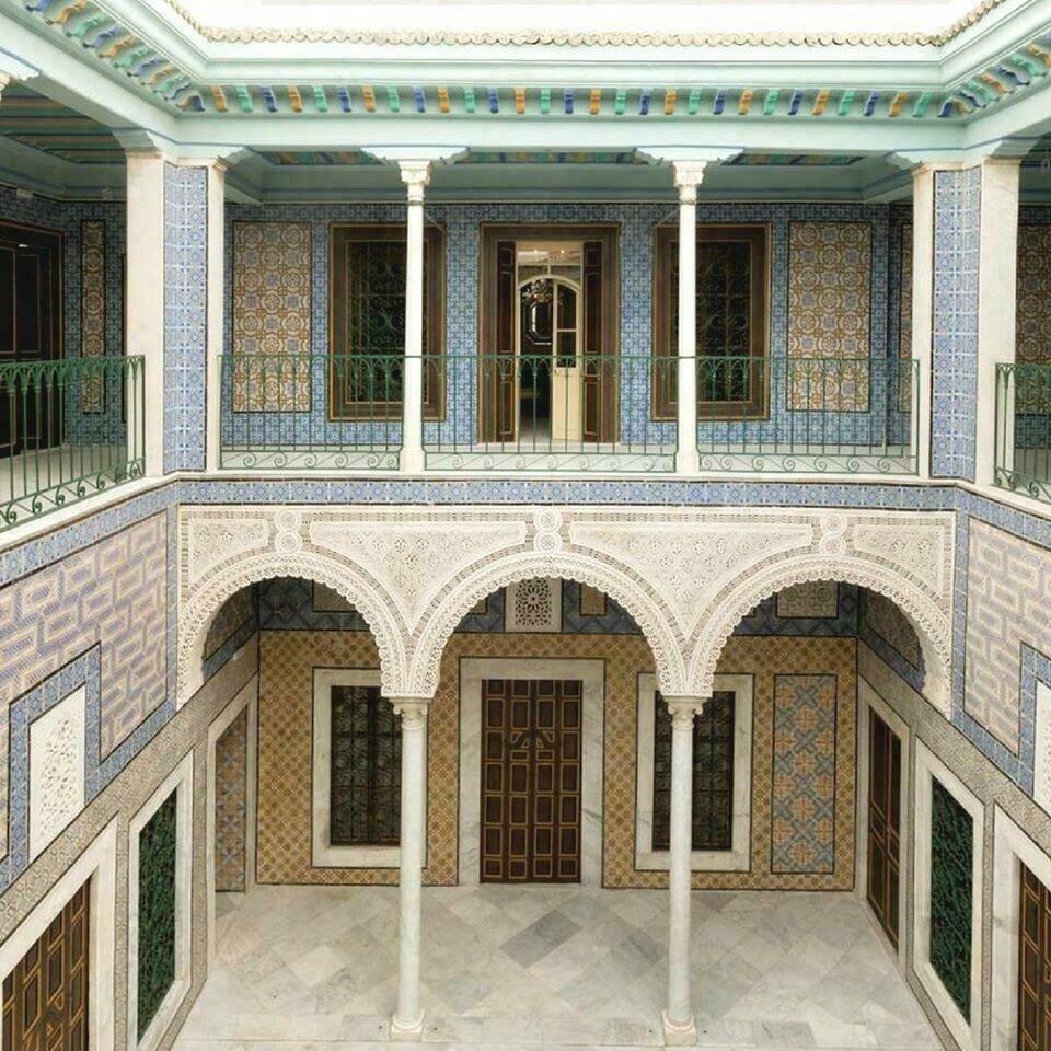 palais bayram Tunis