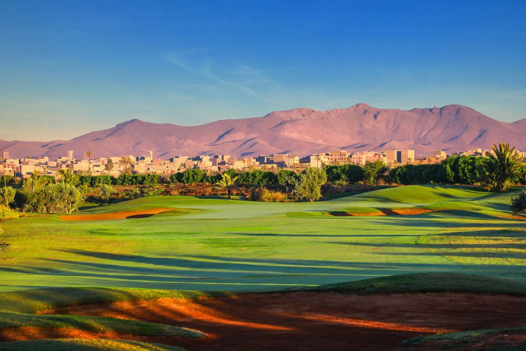 golf marrakech