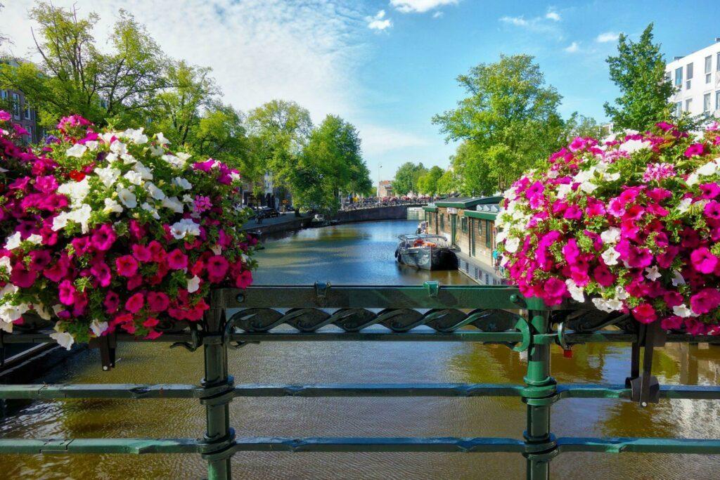 Amsterdam avril