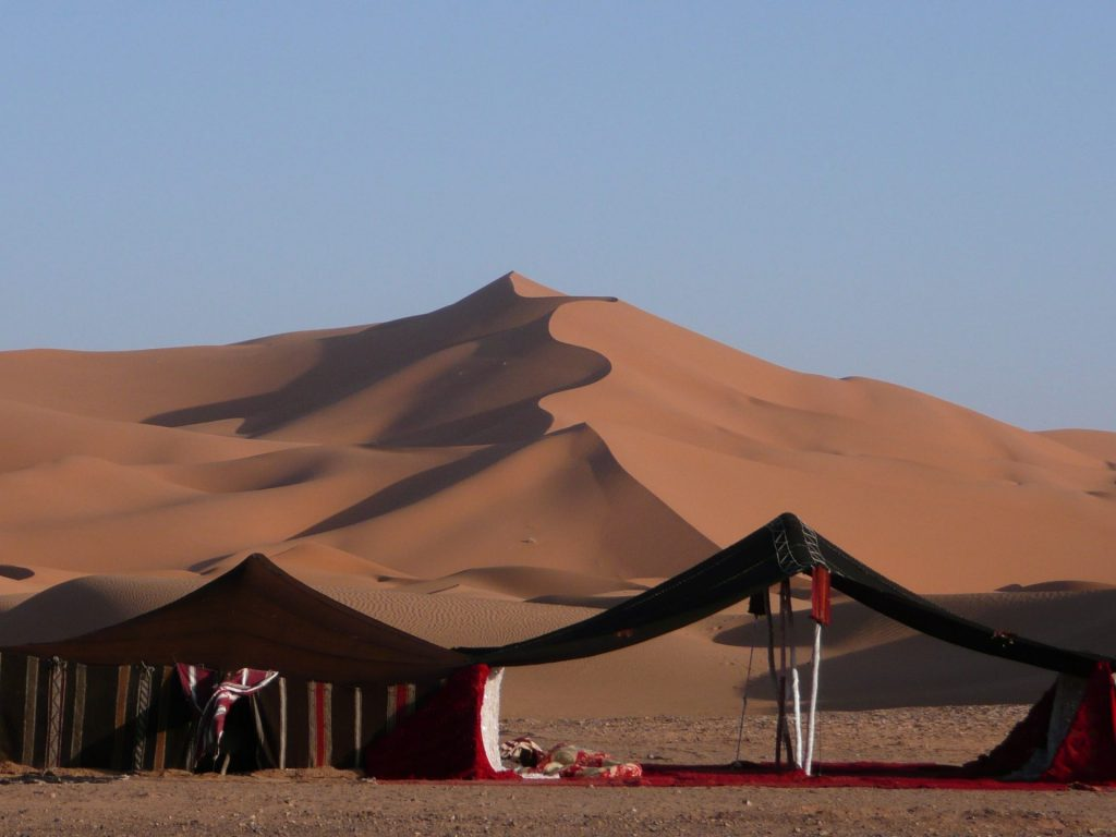 expériences insolites au Maroc