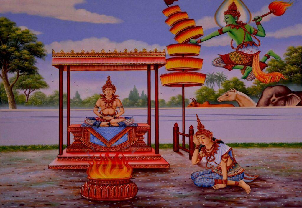 histoire thailande