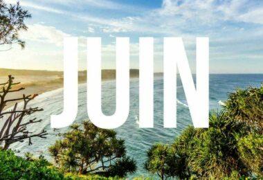 Où voyager au mois de Juin