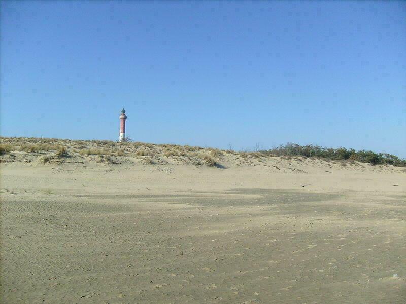 plage de la Coubre