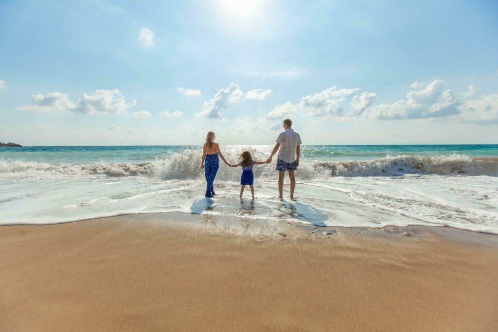plage familiale charente-maritime