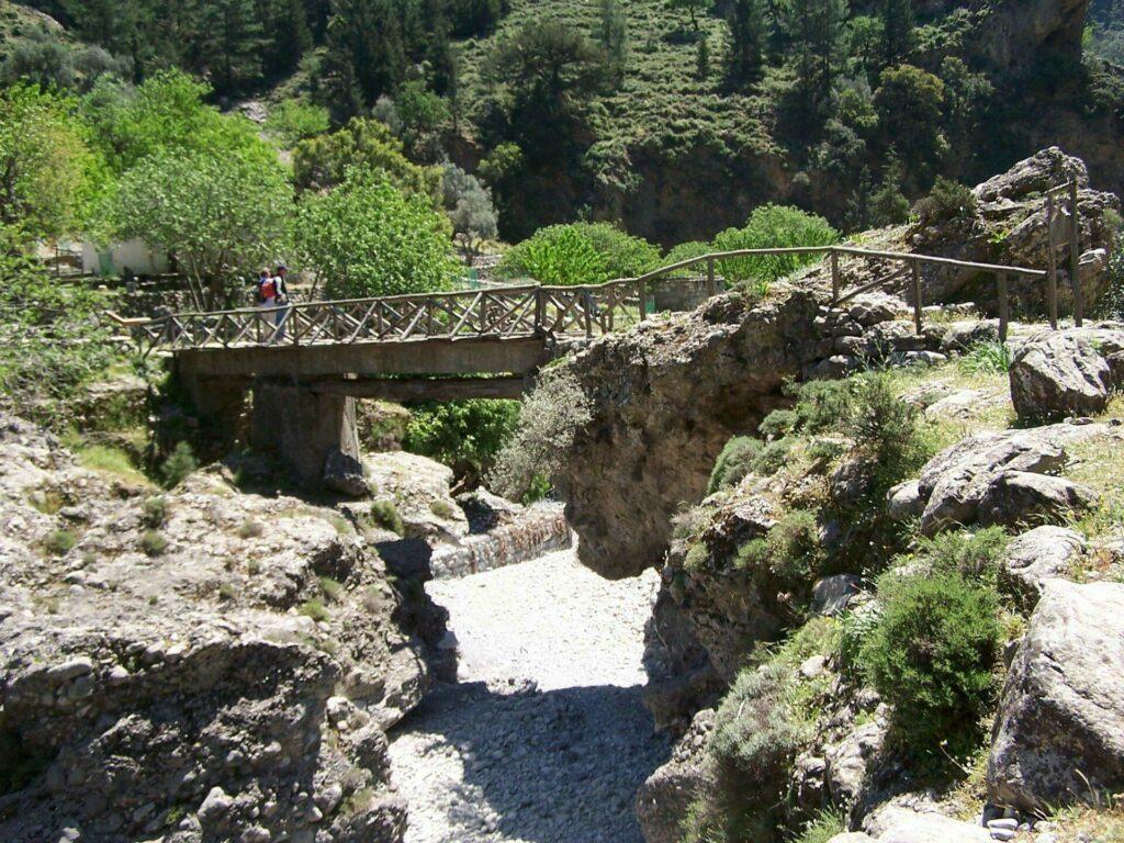 Crète Samaria
