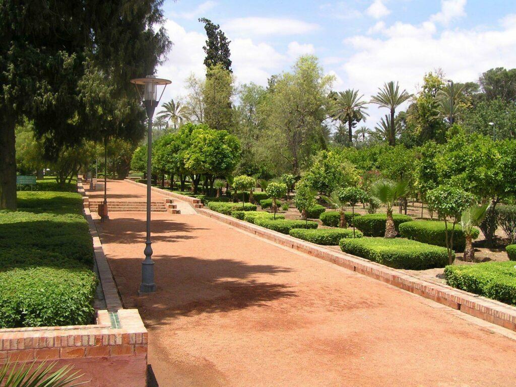 cyber parc Marrakech