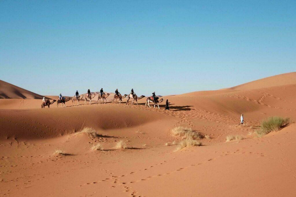 désert Tunisie