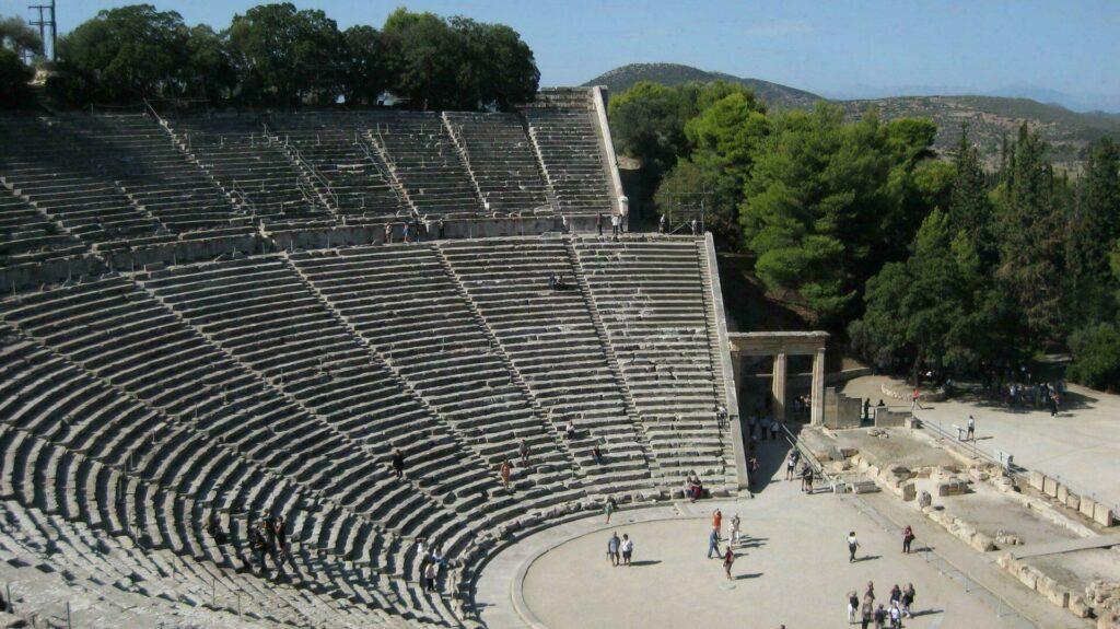 Épidaure théâtre