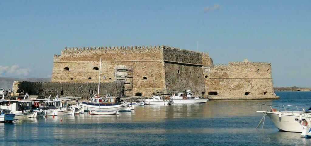 forteresse Héraklion