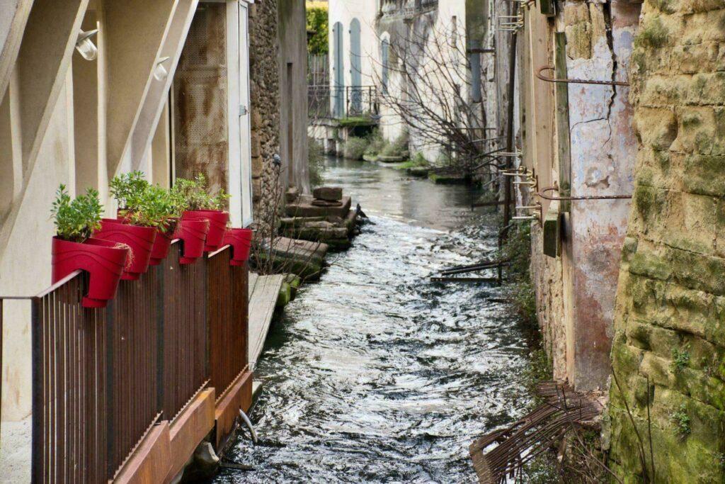 Canal de l'Isle-sur-la-Sorgue