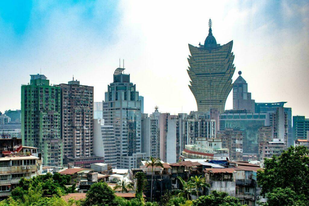 Macao centre