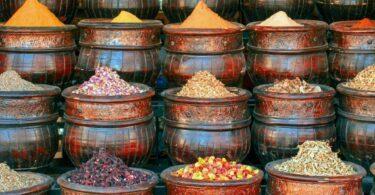 Épices du Maroc