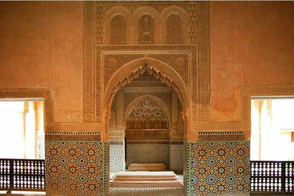 Marrakech saadien