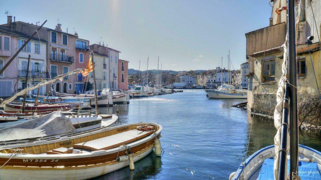 Martigues : la petite Venise provençale