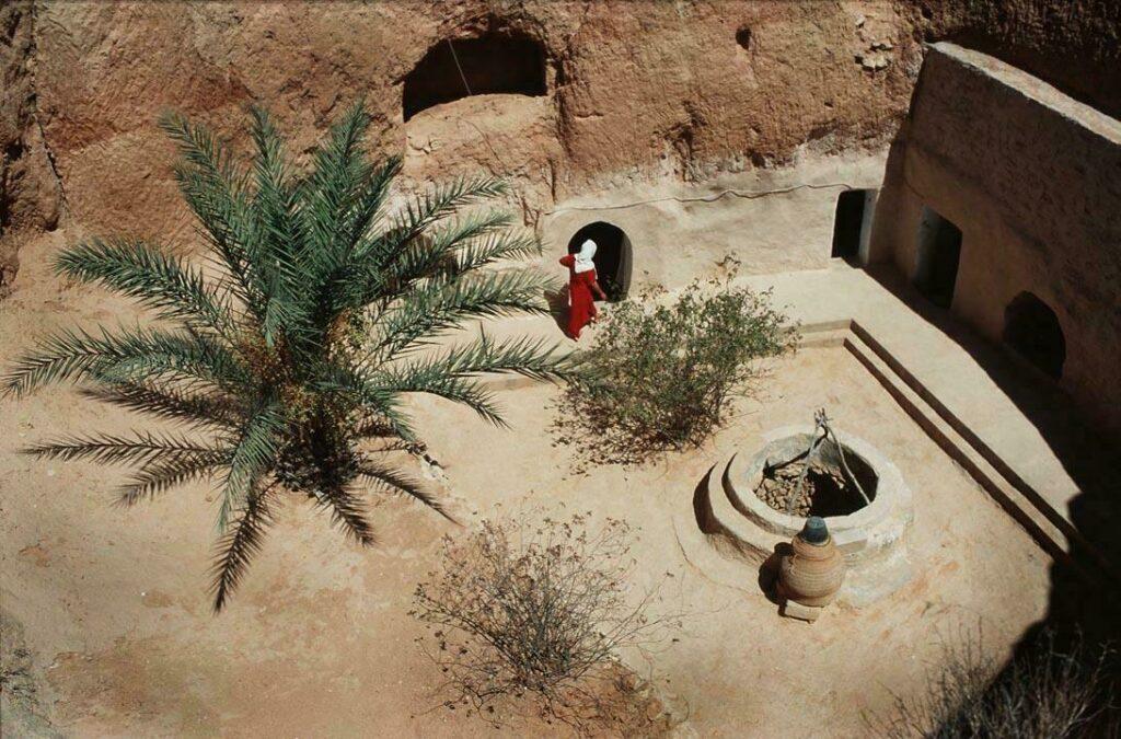 Matmata Tunisie