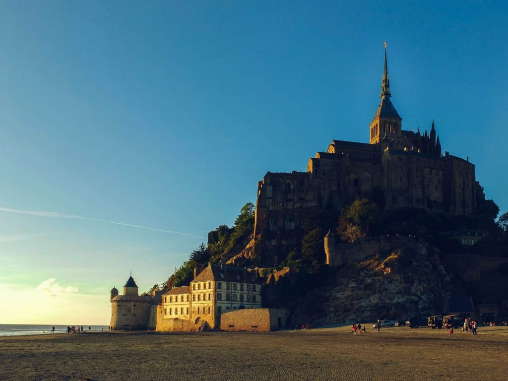 Un week-end au Mont Saint-Michel