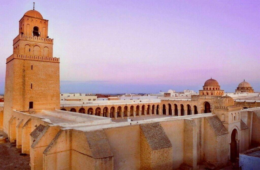 mosquée Kairouan