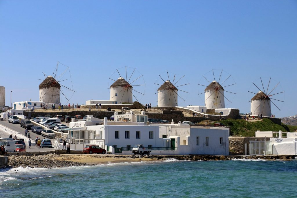 visiter la Grèce