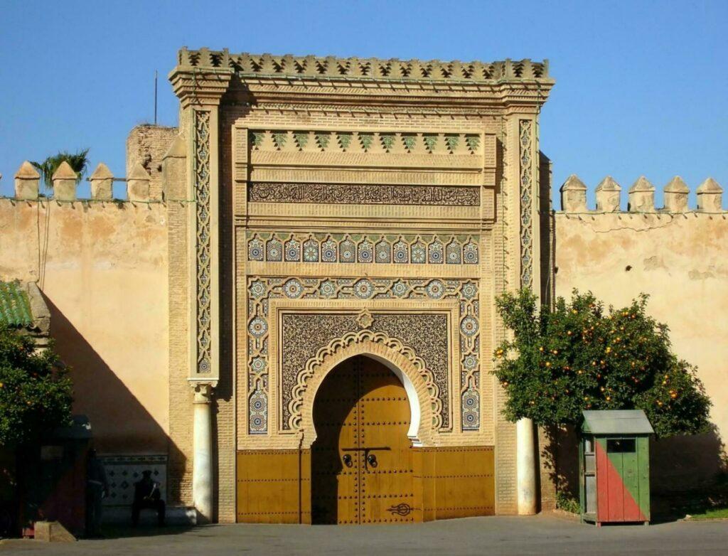 palais royal Meknès