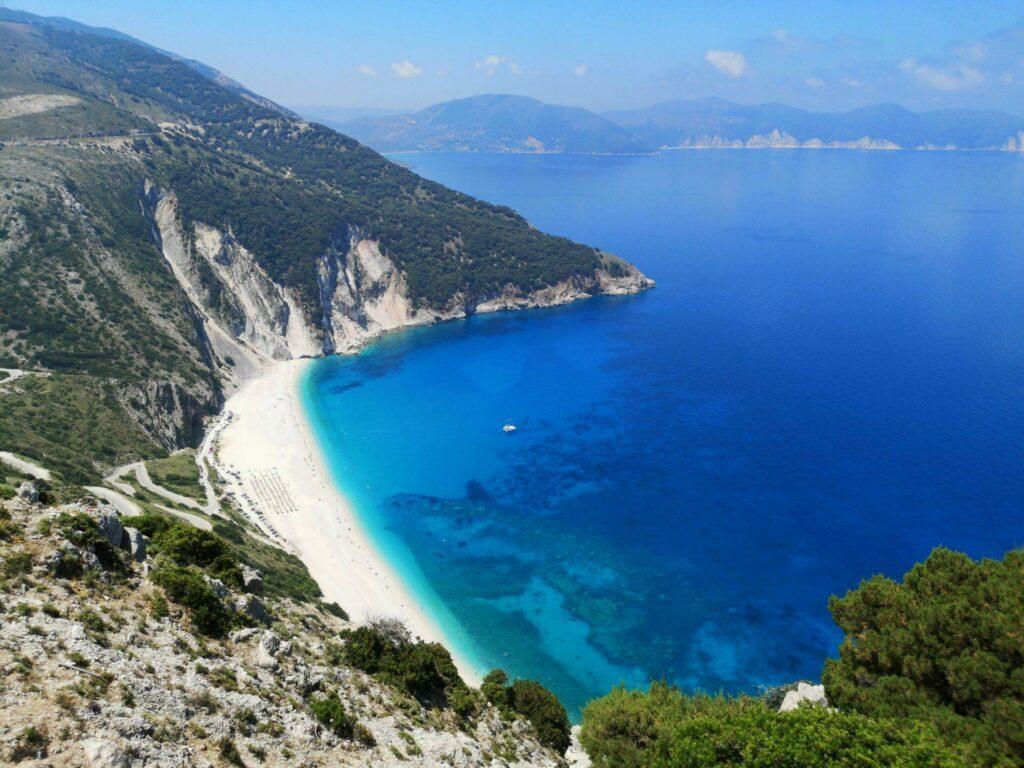 plage Myrtos