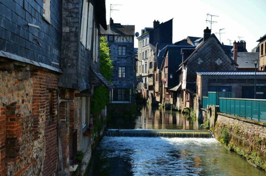 Pont-Audemer, Normandie
