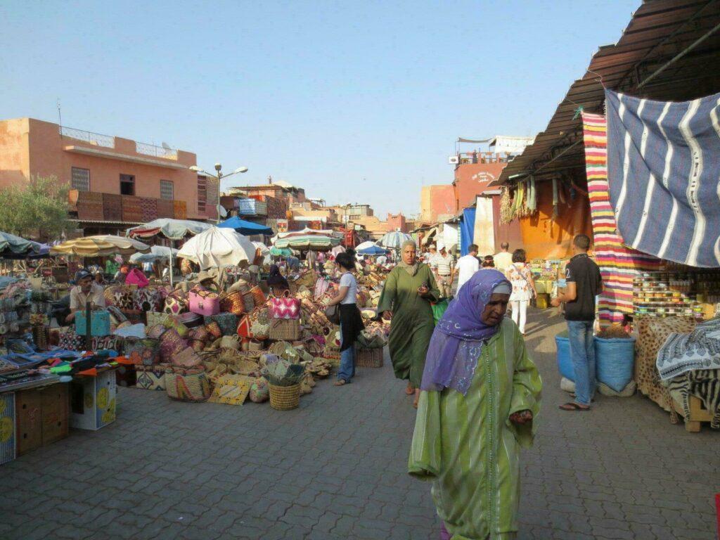 souks Marrakech