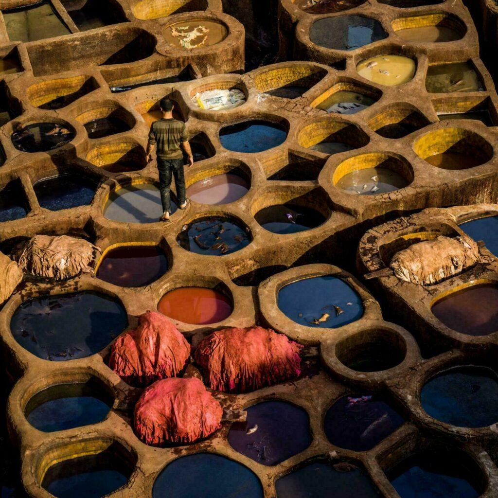 tanneur Marrakech