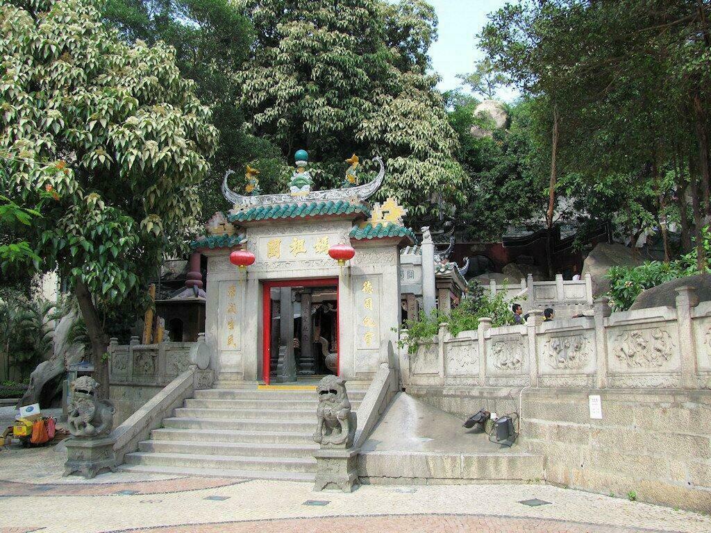 temple A-ma