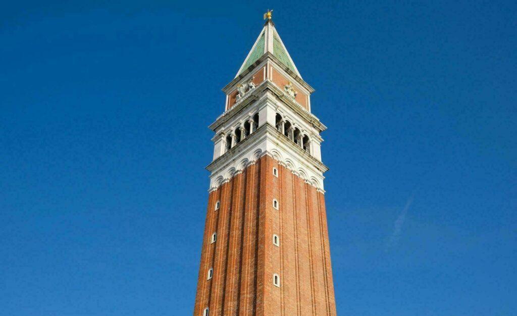 La Campanile de la place San Marco