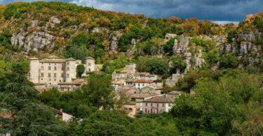 Ardèche beaux villages vogue