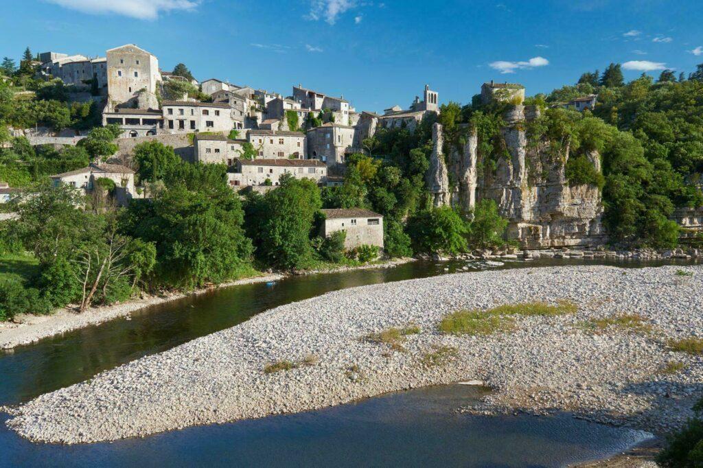 Ardeche village Balazuc