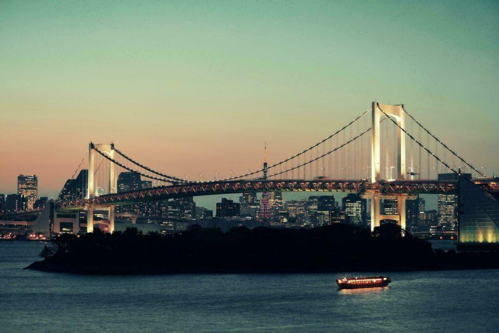 baie de Tokyo