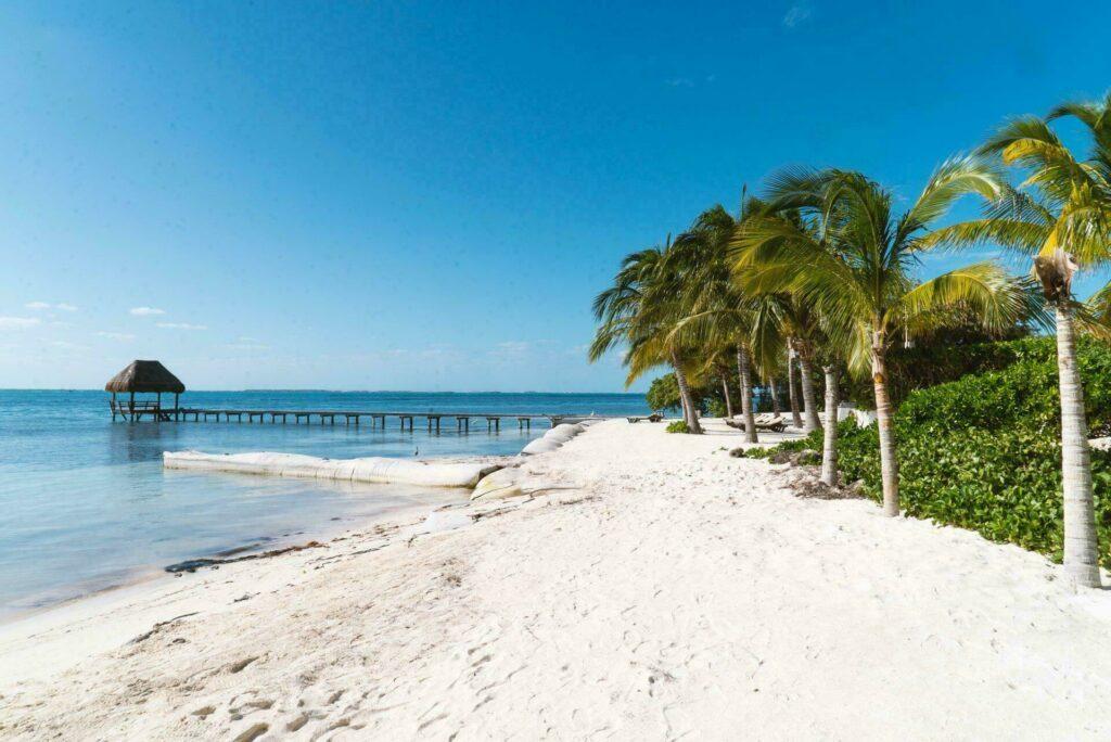 Sous le soleil de Cancun