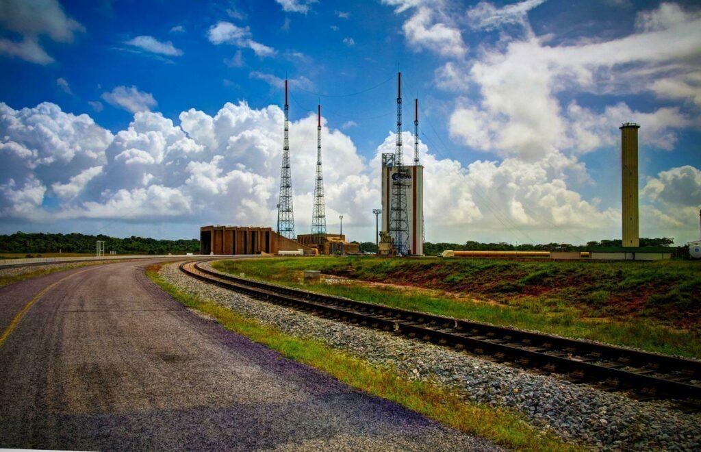 centre spatial Guyane