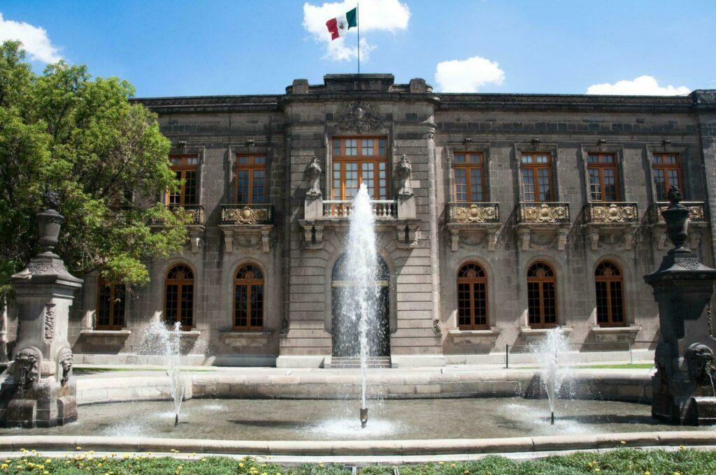 château Chapultepec
