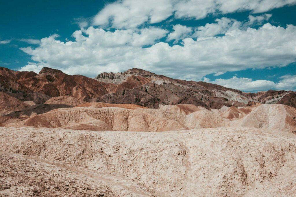 L'emblématique Death Valley